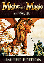 Might and Magic 6pack Limited Edition