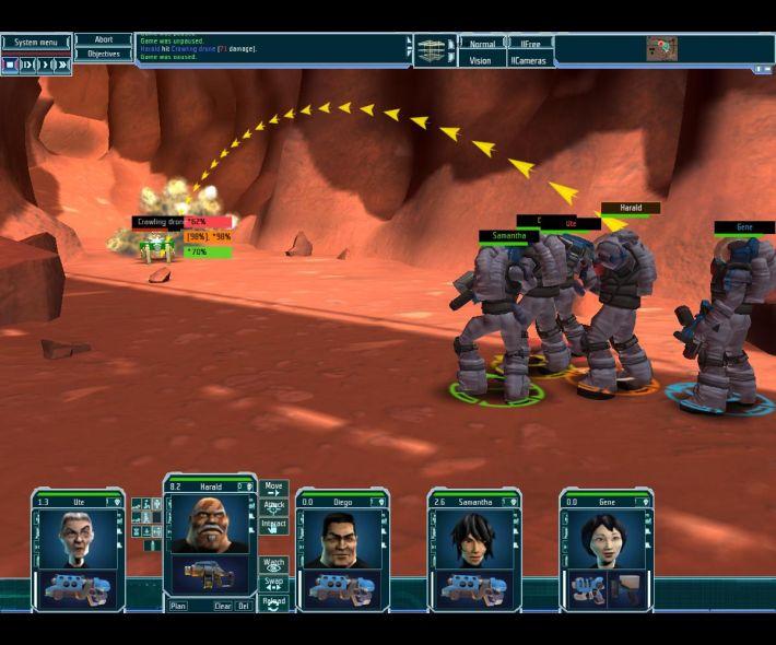 UFO: Aftermath + Aftershock + Afterlight (Trilogy) screenshot 3