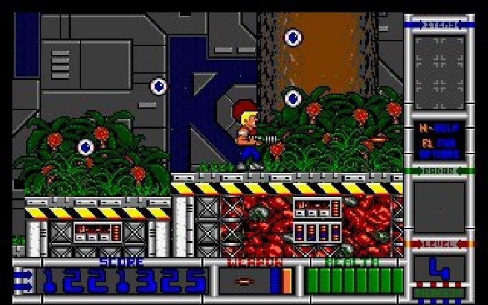 Duke Nukem 1+2 Screenshot