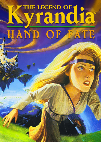 The Legend of Kyrandia Hand of Fate (Book Two)