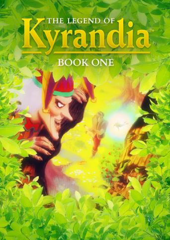 The Legend of Kyrandia (Book One)