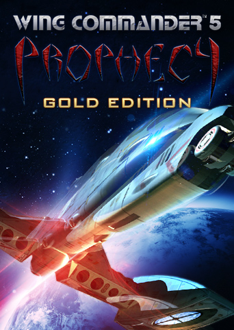 Wing Commander 5 Prophecy Gold Edition