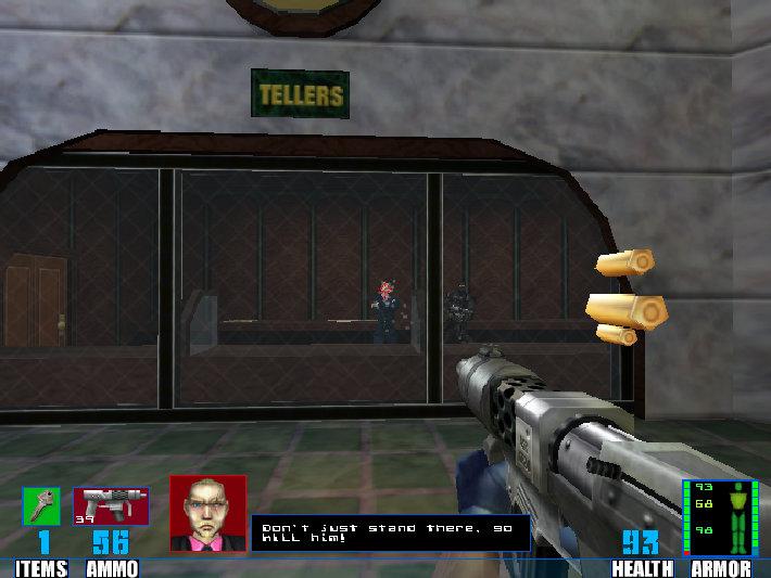 SiN Gold ScreenShot