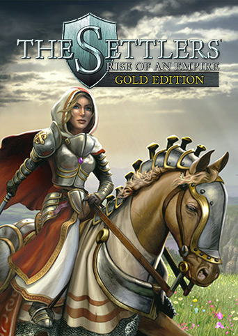 The Settlers Rise of an Empire Gold Edition
