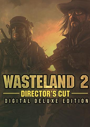 Wasteland 2 Director's Cut Digital Deluxe Edition