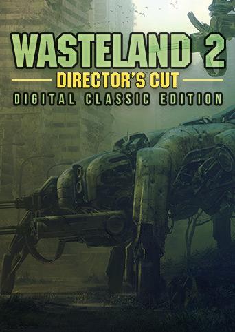 Wasteland 2 Director's Cut Digital Classic Edition