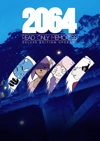 2064 Read Only Memories Deluxe Edition Upgrade