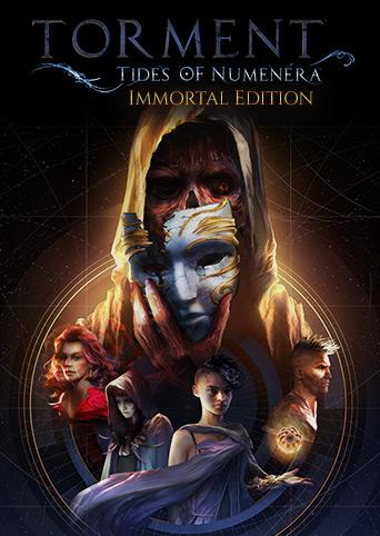 Torment Tides of Numenera Immortal Edition