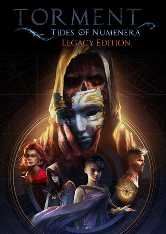 Torment Tides of Numenera Legacy Edition