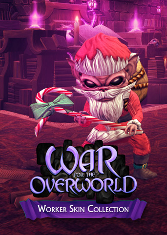 War for the Overworld Seasonal Worker Skins