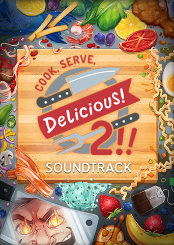 Cook, Serve, Delicious! 2!! Original Soundtrack