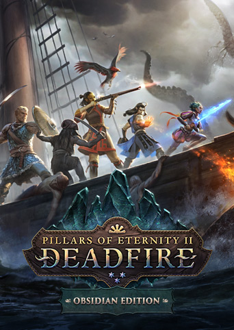 Pillars of Eternity 2 Deadfire Obsidian Edition PreOrder