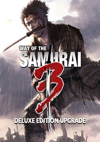Way of the Samurai 3 Deluxe Edition Upgrade