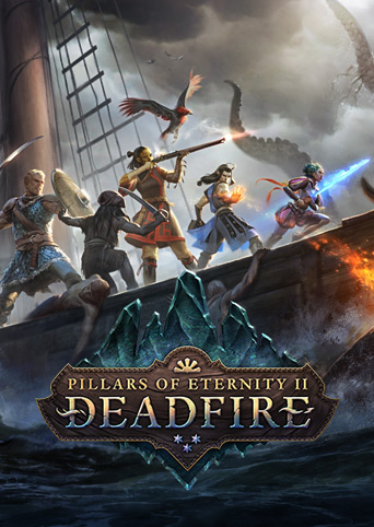 Pillars of Eternity 2 Deadfire PreOrder