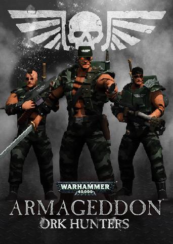 Warhammer 40,000 Armageddon Ork Hunters