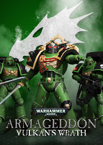 Warhammer 40,000 Armageddon Vulkan's Wrath