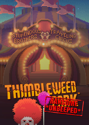 Thimbleweed Park Ransome Unbeeped