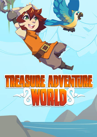 Treasure Adventure World Official Soundtrack & Instruction Booklet
