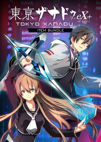 Tokyo Xanadu eX+ Item Bundle