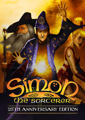 Simon the Sorcerer 25th Anniversary Edition