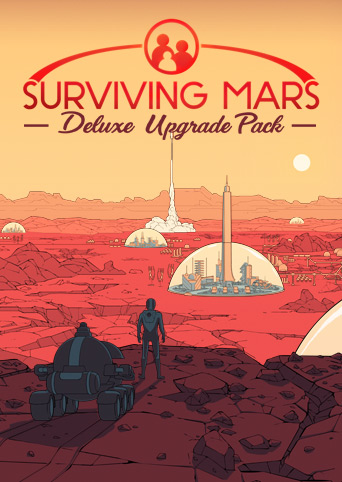 Surviving Mars Digital Deluxe Edition Upgrade Pack