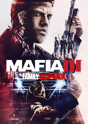 Mafia 3 Family Kick Back Pack
