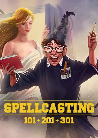 Spellcasting 1+2+3