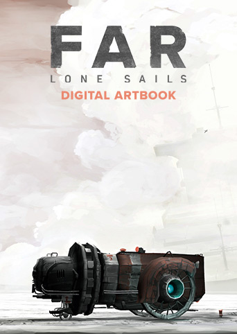 FAR Lone Sails Digital Artbook