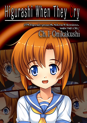 Higurashi When They Cry Hou Ch.1 Onikakushi