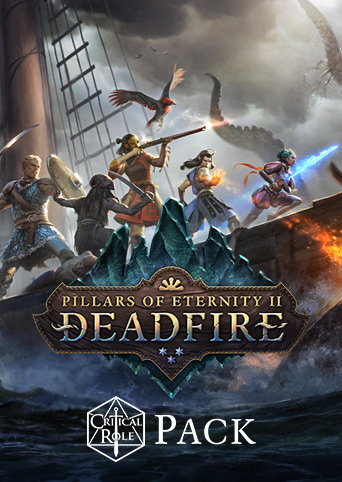 Pillars of Eternity 2 Deadfire Critical Role Pack